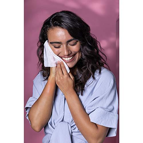 NIVEA Toallitas Desmaquilladoras Suaves (1 x 40 ud), toallitas desmaquillantes para piel seca y sensible, toallitas húmedas para rostro, ojos, labios y cuello