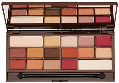 Makeup Revolution London Paleta De Maquillaje 71 g