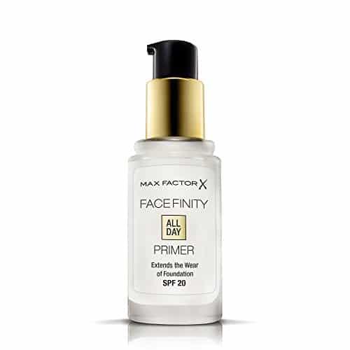 Max Factor FaceFinity All Day Primer Primer Tono 05 Translucent, 30 ml