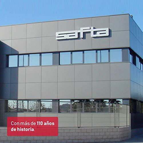 Safta Neceser Escolar Infantil Mediano con Asa de Superzings Serie 5, Azul, 260x120x150mm