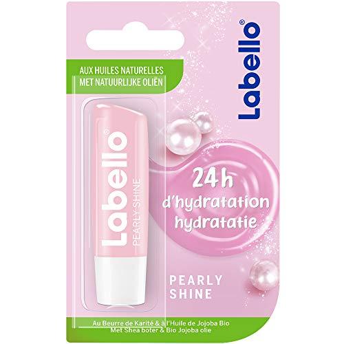 Labello Bálsamo Labial Pearly Shine 4,8G