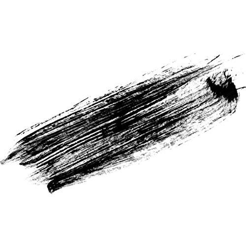 Wet n Wild - Lash Renegade Mascara - Máscara de Pestañas Negra con Cepillo con Fibras Incorporadas para Aumentar la Longitud de las Pestañas - Fórmula Suave y Envolvente - Brazen Black - 1 Unidad