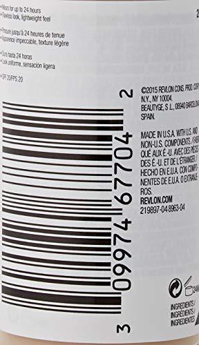 Revlon ColorStay Base de Maquillaje piel normal/seca FPS20 (#200 Nude) 30ml
