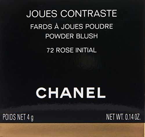 Chanel Joues Contraste - Sombra de ojos, color 72-rose initiale, 4 gr