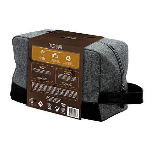 AXE Pack Dark Temptation Neceser Duo - Desodorante 150 ml + Eau de Toilette 100 ml