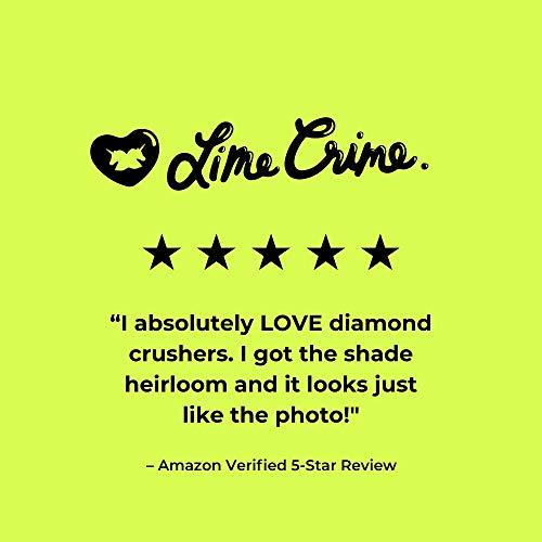 Lime Crime Diamond Crushers Gloss Labios Topper Heirloom