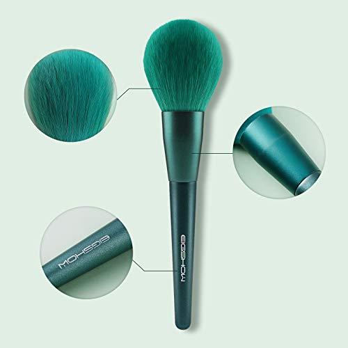 Brocha Maquillaje, Eigshow, juego de pinceles de maquillaje professional cosméticos sintéticos, correctores en polvo, mezcla de sombras de ojos, pinceles de maquillaje para rostro