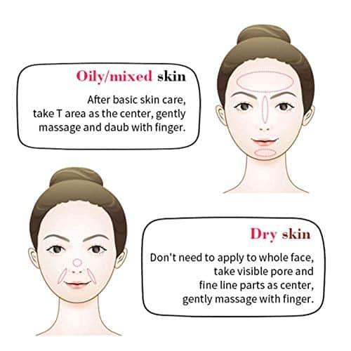 Prebase de Maquillaje Facial, Base de prebase de Maquillaje Facial, Gran Cobertura de Marcas de acné, Piel Suave, Base correctora de Esencia hidratante con Control de Aceite