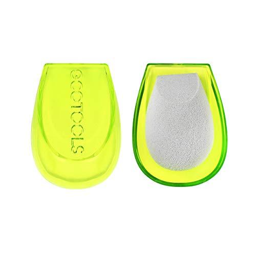 EcoTools® - Esponja de maquillaje perfeccionadora y estuche de transporte