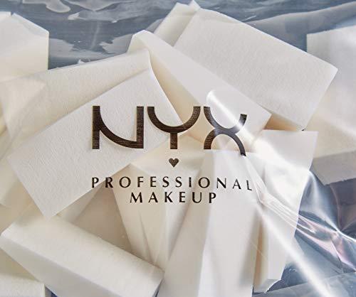 NYX Professional Makeup NYX Professional Makeup Esponja de Maquillaje en ángulo Pro Beauty Wedges, Mujer, Multicolor, Talla única