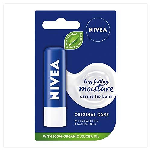 Nivea Original Care Caring Bálsamo labial 5 ml