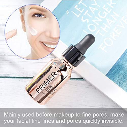 Prebase de maquillaje facial, prebase de maquillaje, eficaz para el maquillaje en casa