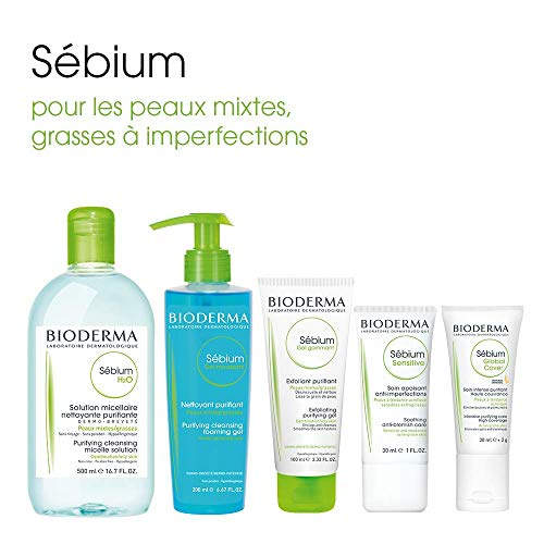 Bioderma Sebium H20 Solution Micellaire Set Cosmética - 1 Pack