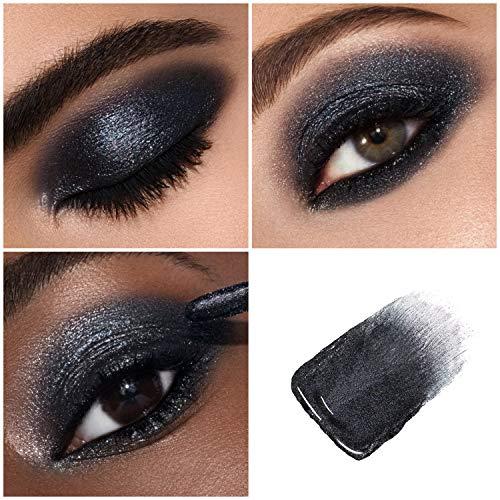 HAUS LABORATORIES By Lady Gaga: GLAM ATTACK LIQUID EYESHADOW | Sombra de ojos líquida pigmentada disponible en 9 colores brillantes y 4 metálicos, maquillaje de ojos duradero y combinable