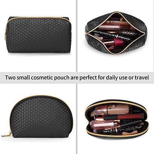 Neceser Maquillaje Impermeable Bolsas de Aseo Neceser Viaje Bolsa de Maquillaje Bolsa de Cosméticos Grande Organizador para Mujeres y Niñas 3 Piezas