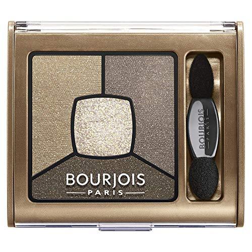 Bourjois Smokey Stories Sombra de ojos Tono 6 Upside brown - 3.2 gr (Peso neto)
