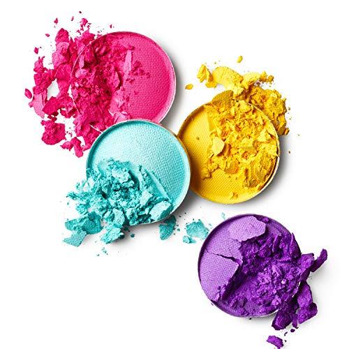 Kalolary Paleta de maquillaje magnético vacío, Make up organizador de sombra de ojos paleta Set de belleza DIY Maquillaje Herramienta