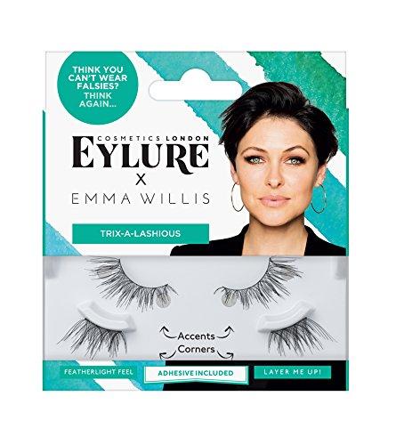 Eylure x Emma Willis - Pestañas de tiras - Trix A Lashious