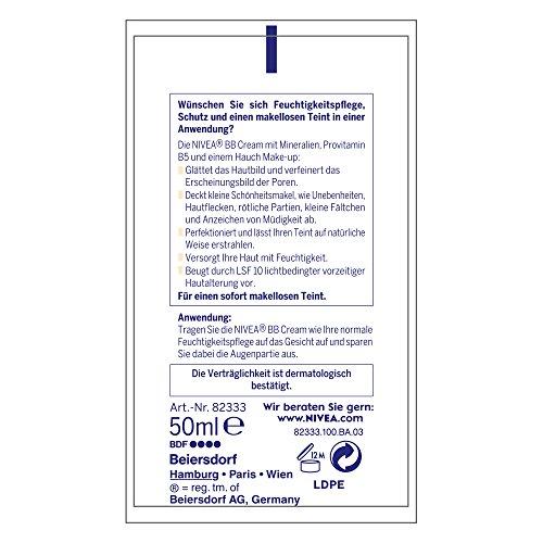 Nivea - Bb cream, 50 ml