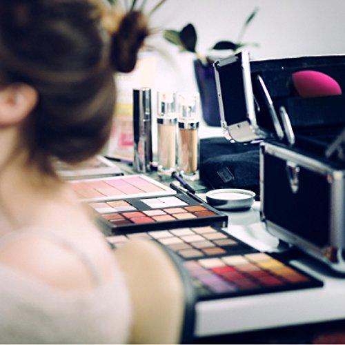 VALNEO esponja maquillaje en forma de gotas para una aplicación suave y perfecta - esponja de belleza, esponja de gotitas, esponja cosmética