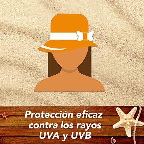Piz Buin, Allergy Protector Solar Facial, SPF 50+ Protección Muy Alta para Pieles Sensibles al Sol, 50 ml