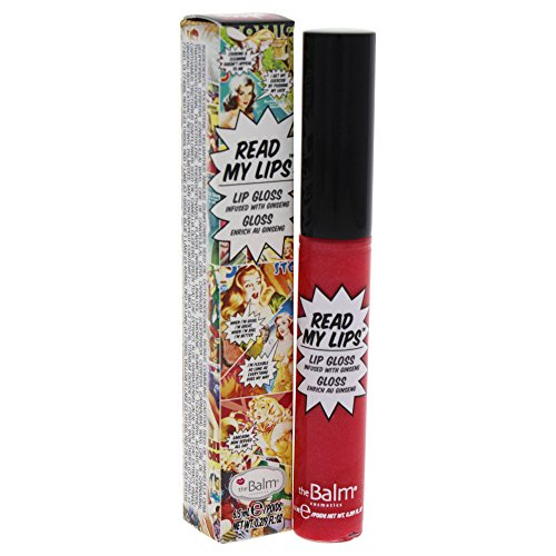theBalm 58050 Read My Lips Brillo de Labios - 6 ml