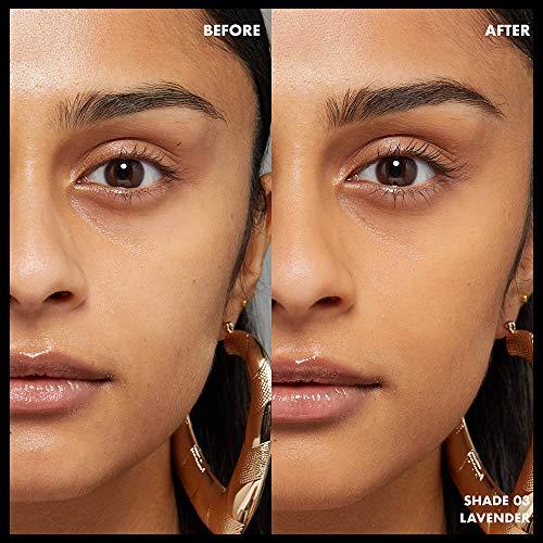 NYX Professional Makeup Prebase de maquillaje Studio Perfect Primer - Lavender, Minimiza poros y líneas finas, Tez unificada, Fórmula vegana