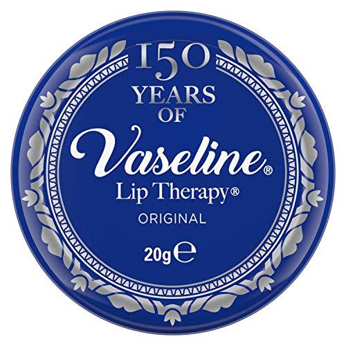 Vaselina Bálsamo Labial Jalea 20g - 3 Orginal, 3 Labios Rosados y 3 Aloe Vera