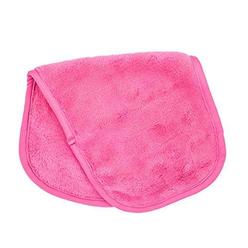 The Original MakeUp - Paño removedor de maquillaje, color rosa, libre de químicos