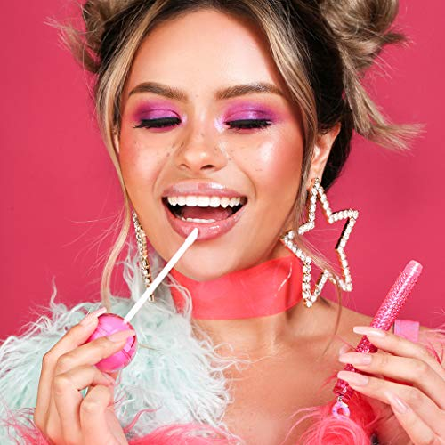 Glossy Pops - Sweet Yo'Self Donut Kill My Vibe (Pink), Brillo de labios