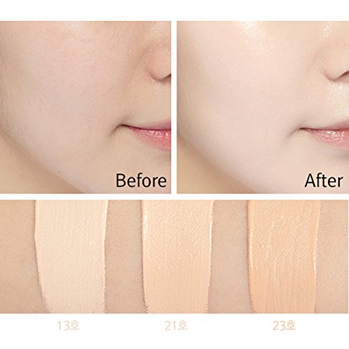 missha M Signature Real Complete BB Cream spf25/PA + + (No. 23/natural Yellow Beige) 45g, 1er Pack