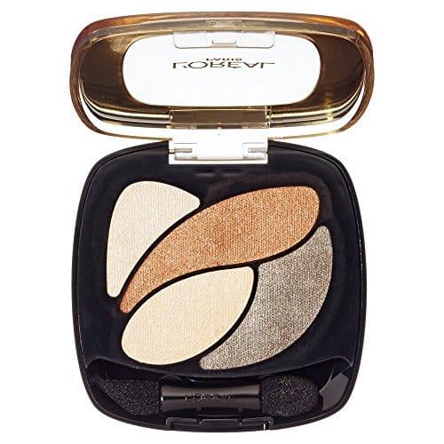 L'Óreal Paris Quad Pro E1, Sombra De Ojos, Color Riche - 1 Sombra De Ojos