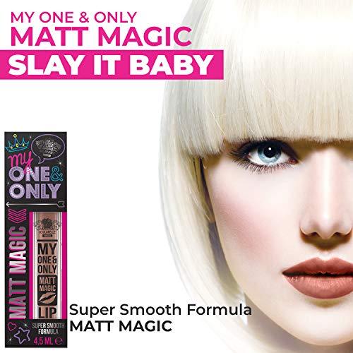 Pack de 3 acondicionadores de labios naturales, 1 Matte Magic + 1 Strobe + 1 Lip Plump con ácido hialurónico, resistente al agua, súper hidratante, alivia la sequedad y cuida los labios 4,5 ml
