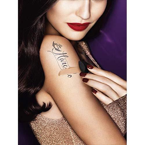 L'Oréal Paris Total Cover, Base Maquillaje Cobertura Total, Tono de Piel Medio 22 Beige Éclat - 35 gr