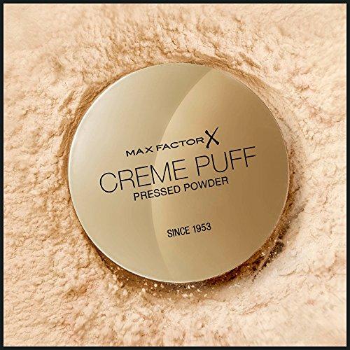 Max Factor Crème Puff Polvos Compactos Tono 013 Nouveau Beige - 21 gr