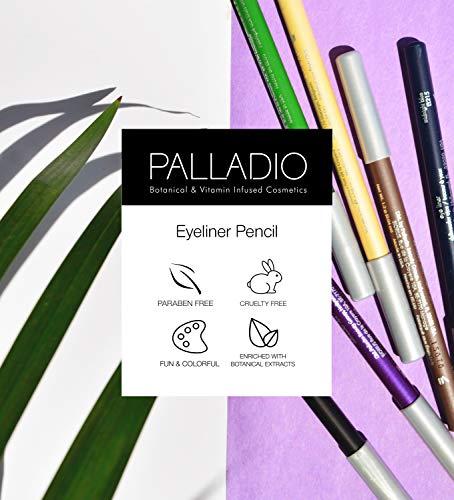 Palladio Lápiz de ojos dark green 21 g