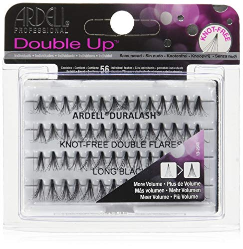 Ardell, Tratamiento para pestañas (Double Up Individuals Knot-Free Long Black) - 25 gr.