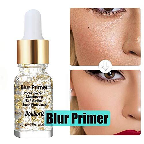 Anself Prebase Maquillaje Cuidado de la Cara Base Blur Primer Base de Maquillaje Cara Control de Aceite Mate Maquillaje Ocultar los Poros 12ml