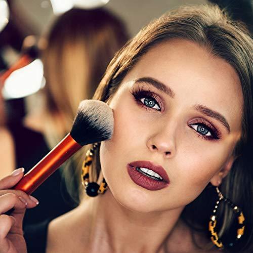 Relaxdays Organizador Maquillaje de 4 Cajones, Blanco, 13.5x24x19 cm