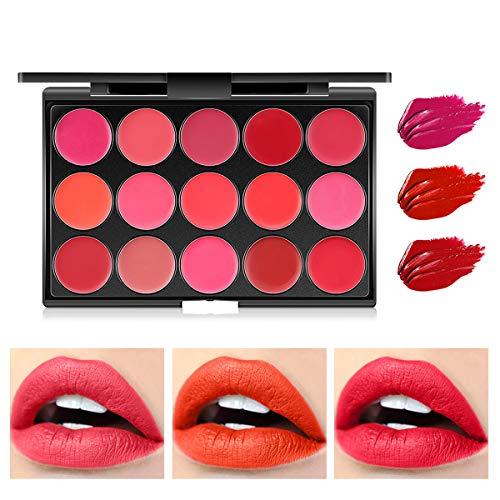 JasCherry Juego de Maquillaje Set Estuche de Maquillaje Paleta Kit - Belleza Cosmético de Caja Belleza pour Ojo, Cara, Labio y Ceja Make-up #5